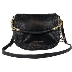 Michael Kors leather bag two in one